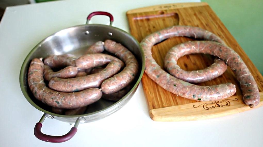 Колбаса в домашних условиях с фото 25